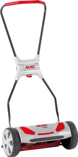 AL-KO Soft Touch 380 HM Premium 38cm Hand Lawnmower with Grass Collector