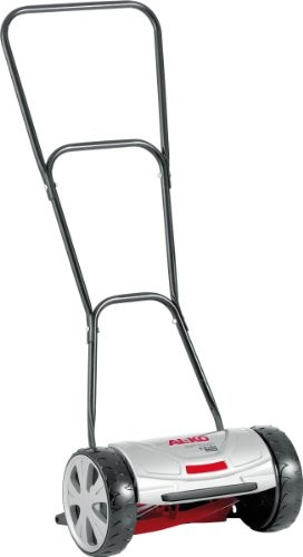 AL-KO Soft Touch 2.8 HM Classic 28cm Hand Lawnmower with Grass Collector