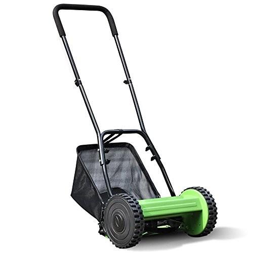 best manual lawn mowers 2017