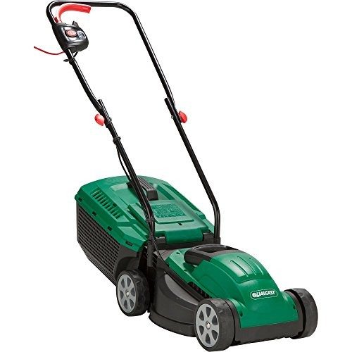 qualcast electric rotary lawnmower 1200w best deals. Black Bedroom Furniture Sets. Home Design Ideas