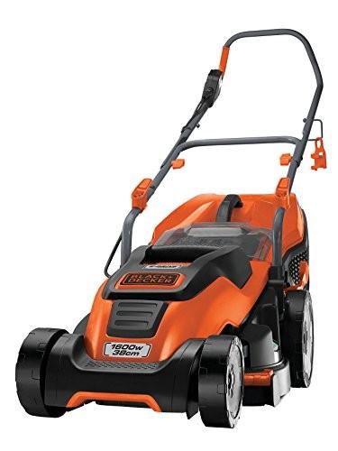 Black & Decker EMax38i - lawn mowers (Manual lawn mower, Rotary blades, Electric AC)