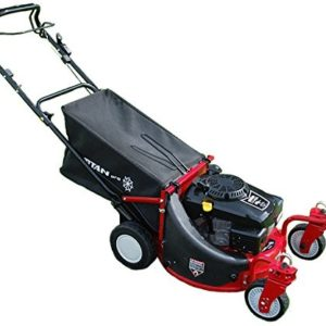 "22"" Lawnmower | Zero Turn Lawn Mower | Self-Propelled Mower with KOHLER Courage XT775 Engine Titan Pro"