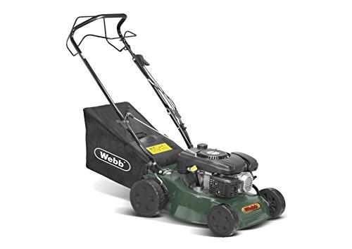 Webb R46sp 46 Cm Self Propelled Petrol Lawnmower Best