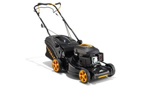 mcculloch m51 140rx large petrol lawnmower with 51 cm cutting width best deals on lawn mowers. Black Bedroom Furniture Sets. Home Design Ideas