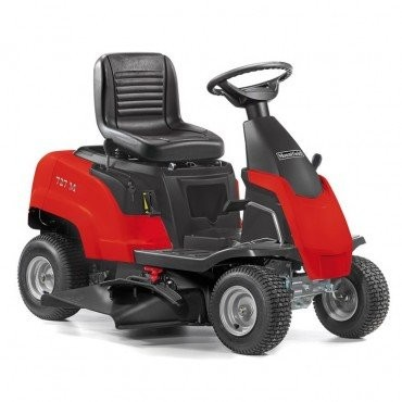 Mountfield 727M Mower Compact Ride-On Lawnmower - Free Multi-tool easy grip.