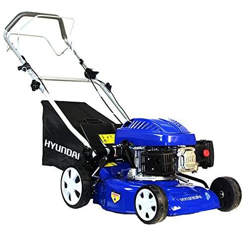 Hyundai Hym43sp 139 Cc Self Propelled Rotary Petrol Lawn