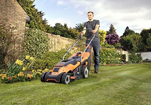 black and decker lawn mower manual