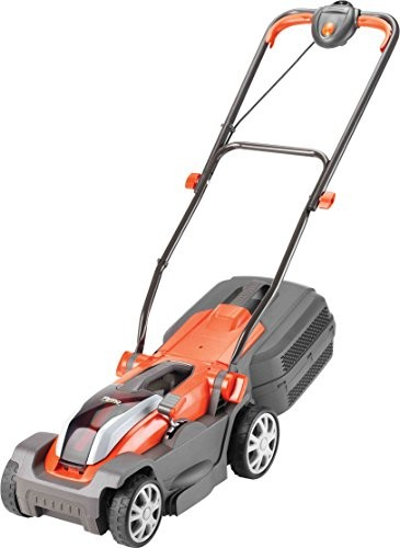 Flymo Mighti Mo 300 Li Cordless Battery Lawn Mower 40 V