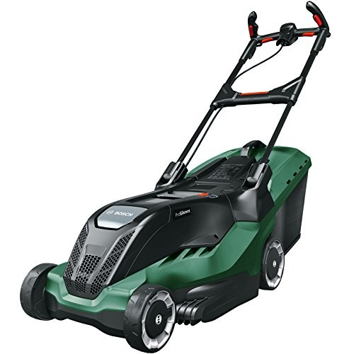 Bosch AdvancedRotak 650 Electric Rotary Lawnmower, Cutting Width 41 cm