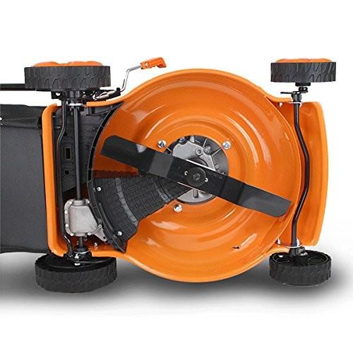 P1pe P4600sp 139cc Petrol Self Propelled Rotary Lawn Mower